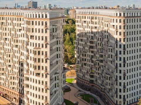 Квартиры в ЖК «Лефорт-3». 10 мин от центра города Бизнес-класс. Исторический район Москвы